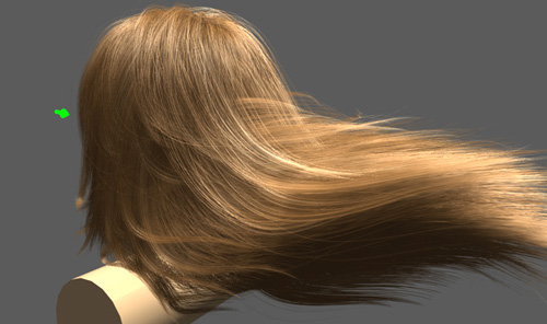 SIGGRAPH 2010 Course Notes - Advanced Techniques in Real-time Hair